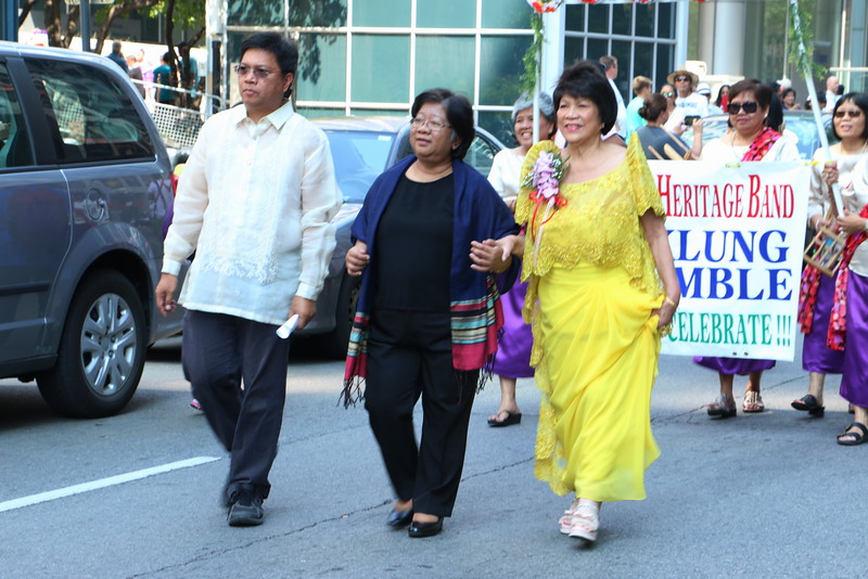 Mabuhay Philippines Festival Parade 2015