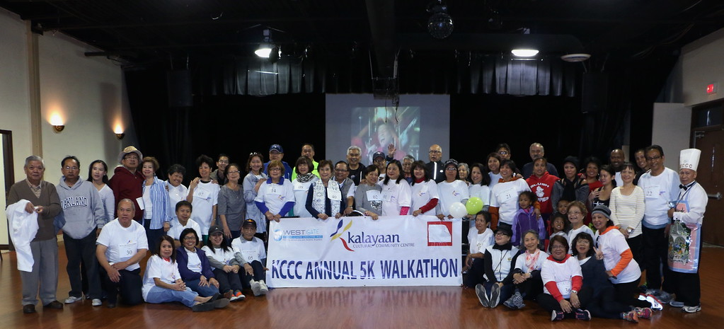 KCCC  Annual  5K Walkathon 2015