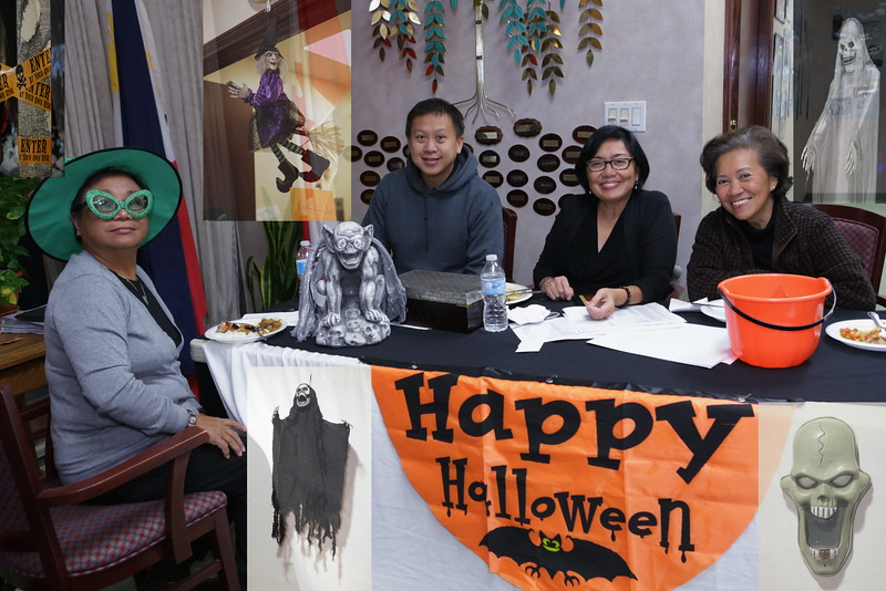 KCCC Happy Halloween Party 2015