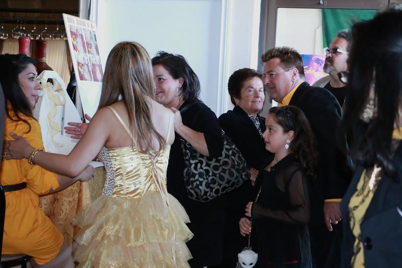 Cristina Fermani's 50th Birthday Dinner Party