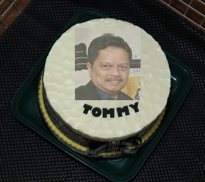 Tommy's 60th Birthday