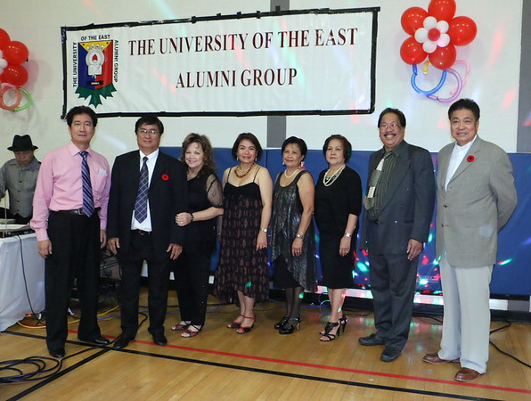 University of the East Alumni Group Dinner Dance 2015