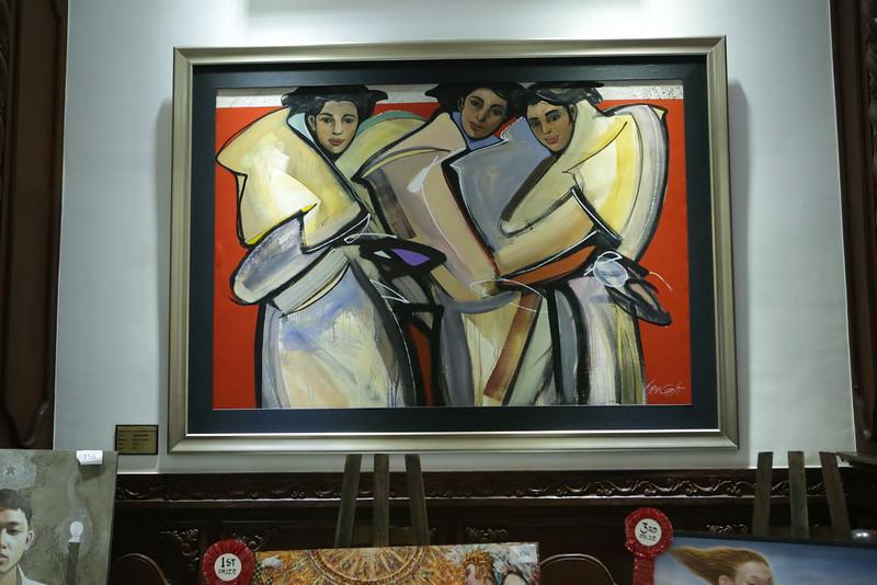 Art Works at Hotel Luna